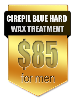 Cirepil Blue Hard wax treatment